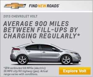 Chevrolet Top Display Ad